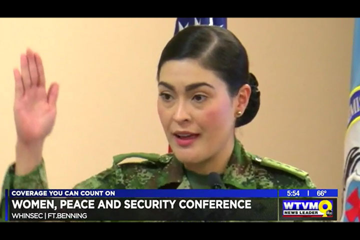 WHINSEC holds 4th annual Women, Peace, and Security Conference at Ft. Benning
